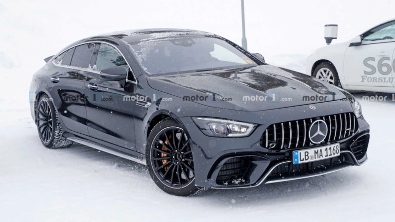 2017 - [Mercedes-AMG] GT4 - Page 6 64fea910