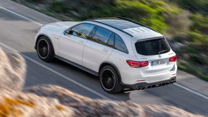 2018 - [Mercedes-Benz] GLC/GLC Coupé restylés - Page 4 64fefd10