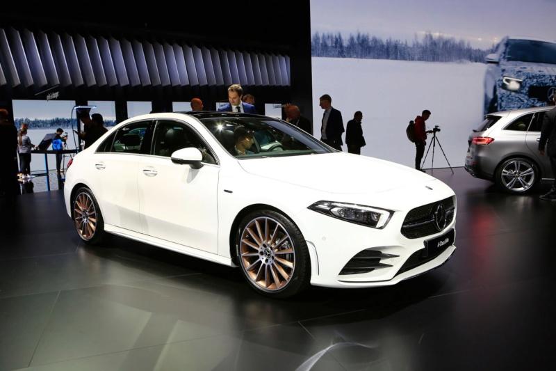 2018 - [Mercedes-Benz] Classe A Sedan - Page 6 6533f310