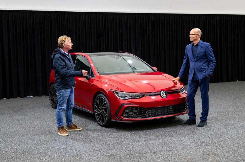 2020 - [Volkswagen] Golf VIII - Page 15 65653910
