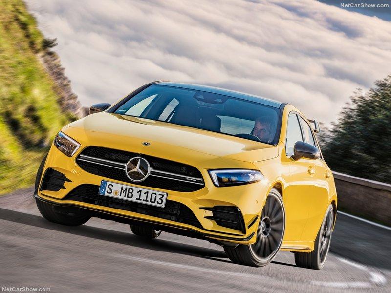 2018 - [Mercedes] Classe A (W177) - Page 32 656d4010