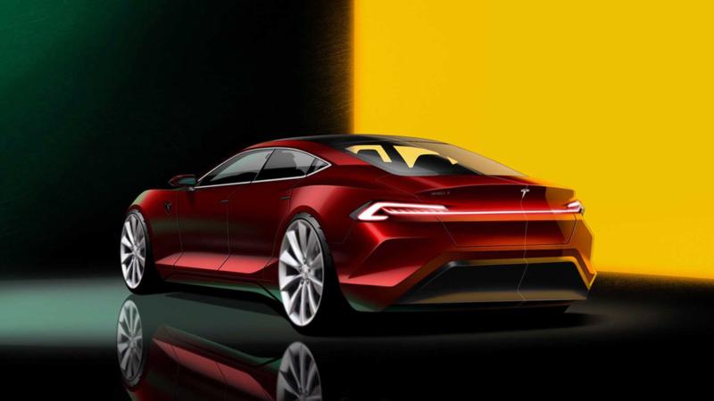 2023 - [Tesla] Model S II 656d8610