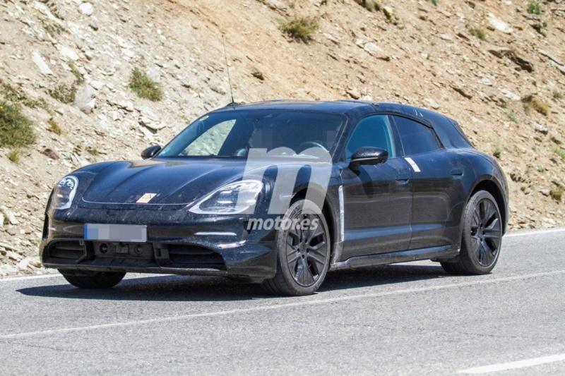 2020 - [Porsche] Taycan Sport Turismo 65782a10