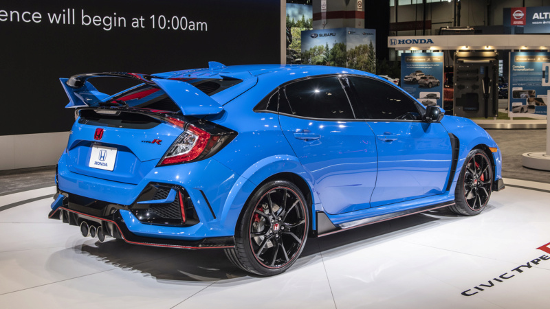 2017 - [Honda] Civic Hatchback [X] - Page 11 65812710