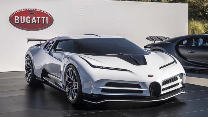 2019 - [Bugatti] Centodieci 659a5910