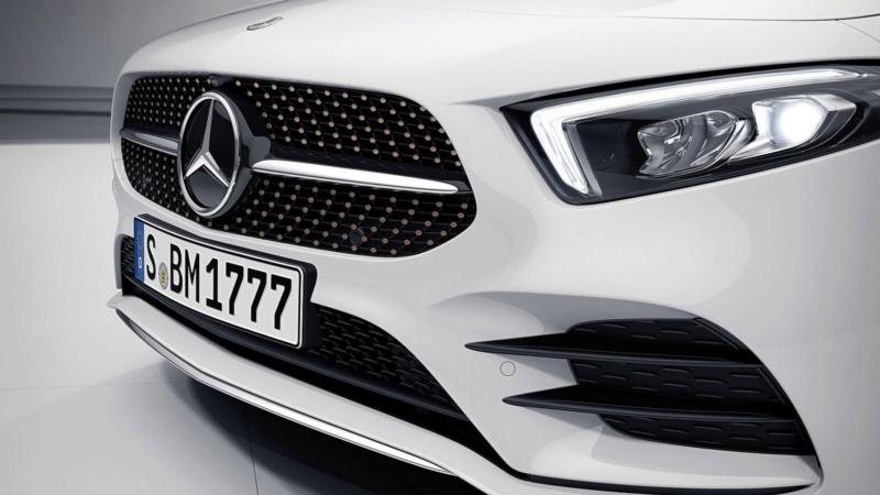 2018 - [Mercedes-Benz] Classe A Sedan - Page 6 65ac7610