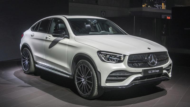 2018 - [Mercedes-Benz] GLC/GLC Coupé restylés - Page 4 65c48f10
