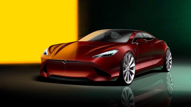 2023 - [Tesla] Model S II 65e65410