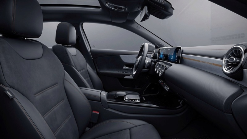 2018 - [Mercedes-Benz] Classe A Sedan - Page 6 66166a10