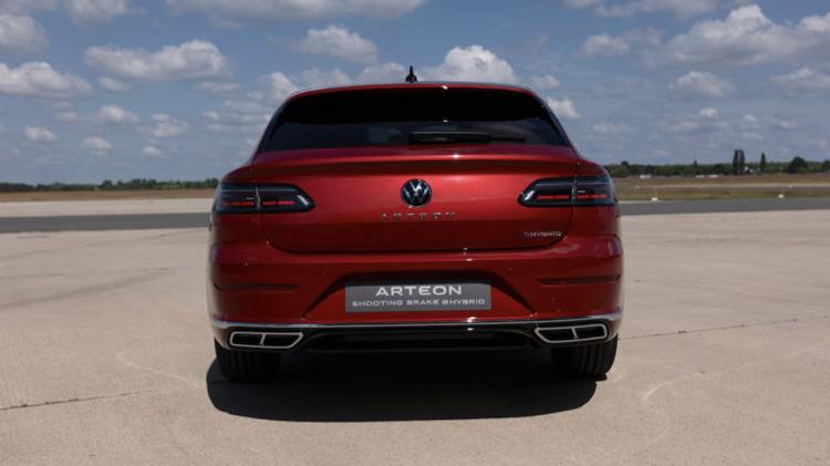 2019 - [Volkswagen] Arteon Shooting Brake - Page 4 66247610
