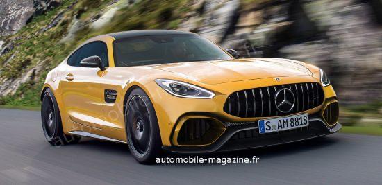 2022 - [Mercedes-AMG] GT II 6648a010
