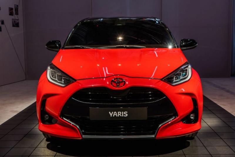 2020 - [Toyota] Yaris - Page 6 664c9210