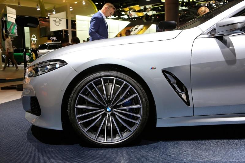 2019 - [BMW] Série 8 Gran Coupé [G16] - Page 6 66589c10