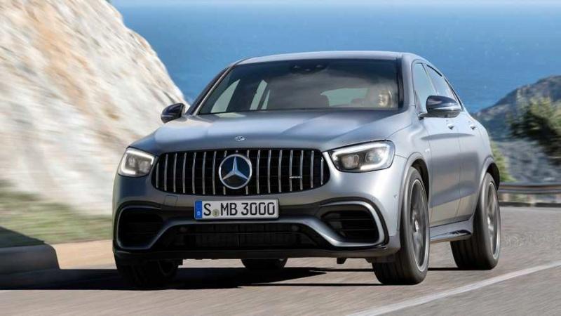 2018 - [Mercedes-Benz] GLC/GLC Coupé restylés - Page 4 666a9510