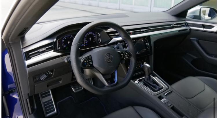 2019 - [Volkswagen] Arteon Shooting Brake - Page 4 666d6710