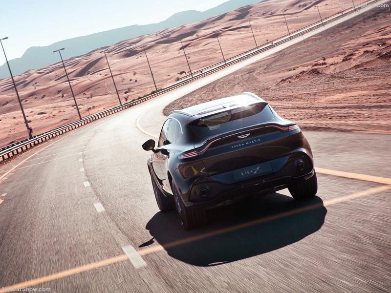 2019 - [Aston Martin] DBX - Page 9 66868710