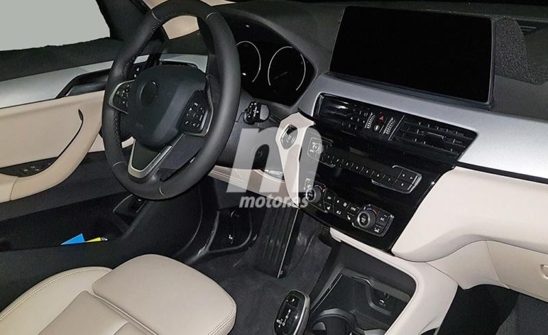 2019 - [BMW] X1 restylé [F48 LCI] 66a4ec10