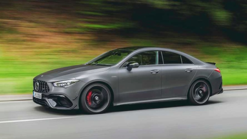 2019 - [Mercedes-Benz] CLA II - Page 8 66a90f10