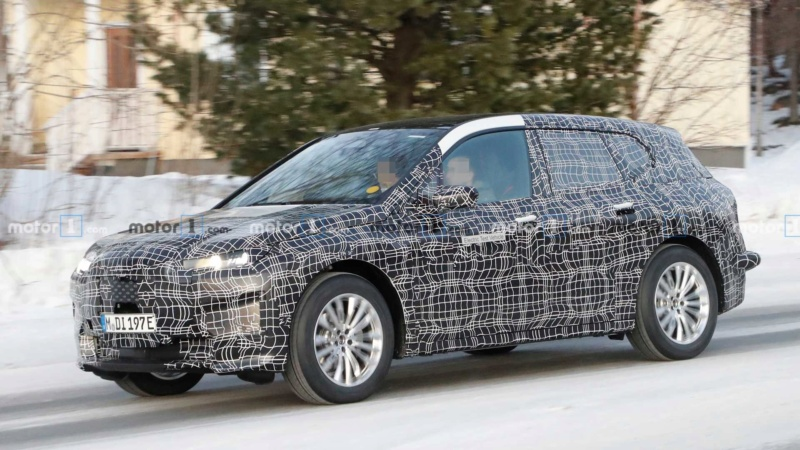 2021 - [BMW] iNext SUV - Page 3 66d13b10