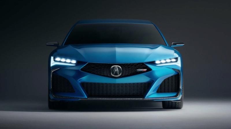 2019 - [Acura] Type S Concept 66de1510