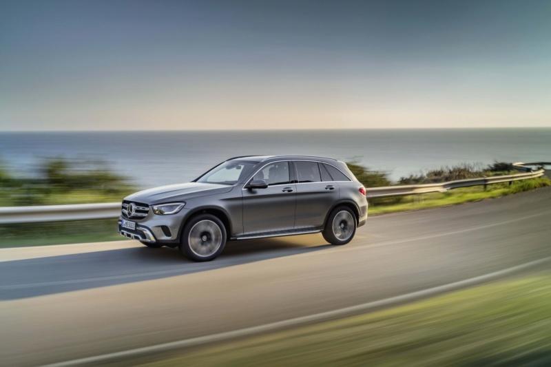 2018 - [Mercedes-Benz] GLC/GLC Coupé restylés - Page 3 66e15110