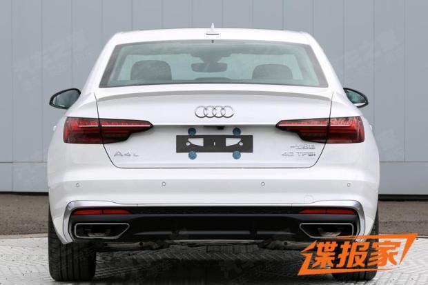 2018 - [Audi] A4 restylée  - Page 6 66e70e10