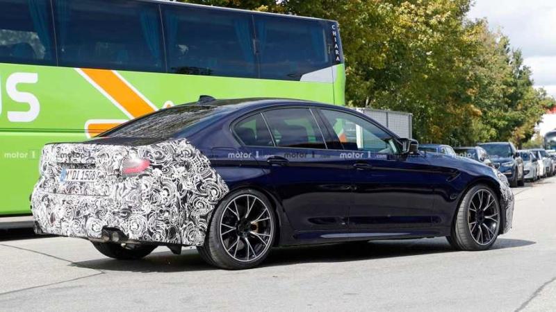2020 - [BMW] Série 5 restylée [G30] - Page 2 67258f10