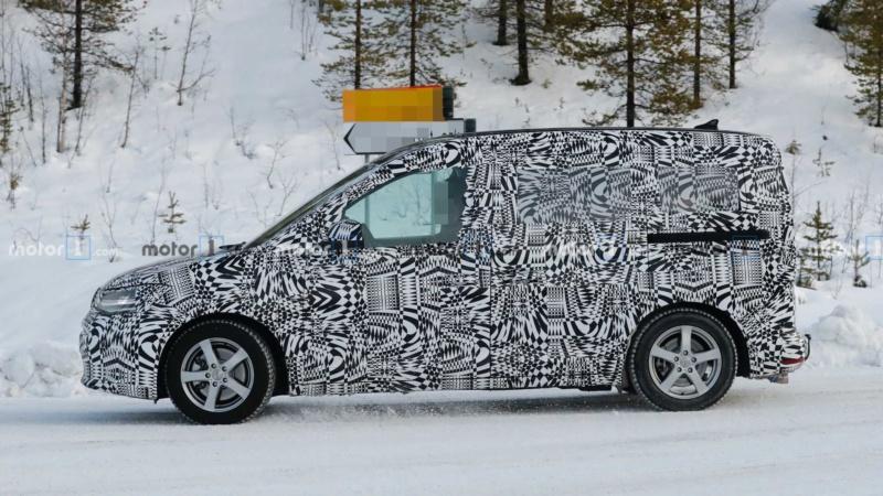 2020 - [Volkswagen] Caddy V 67349c10