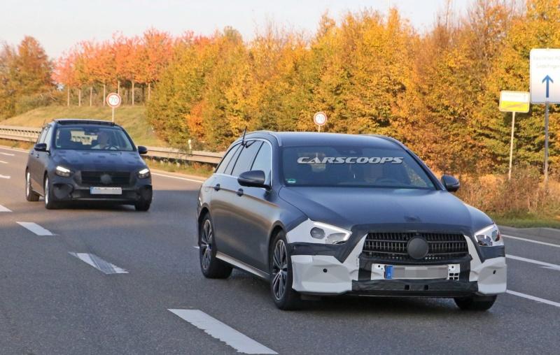2020 - [Mercedes-Benz] Classe E restylée  673a5110