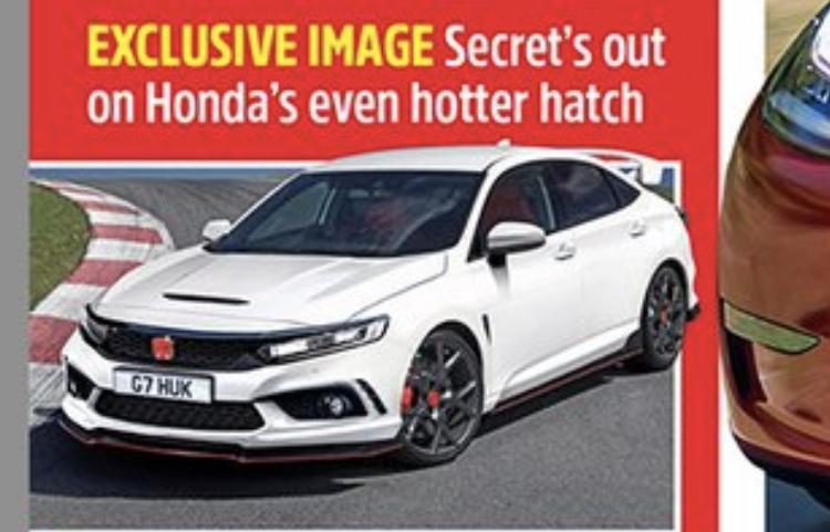 2021 - [Honda] Civic Hatchback  67510710