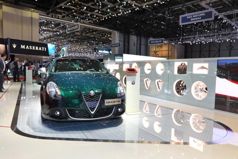 2016 - [Alfa Romeo] Giulietta restylée - Page 12 67553b10