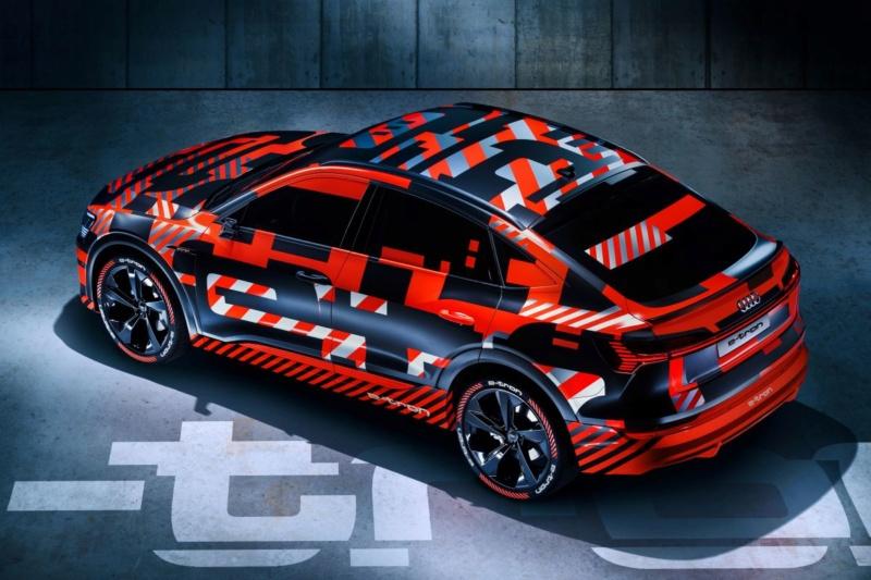 2020 - [Audi] E-Tron Sportback - Page 2 676b2e10