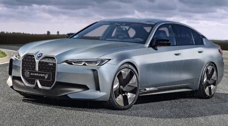 2023 - [BMW] I5 67707a10