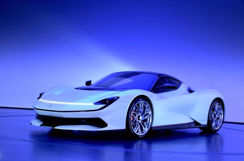 2018 - [Pininfarina] PF0 Concept / Battista  677da810