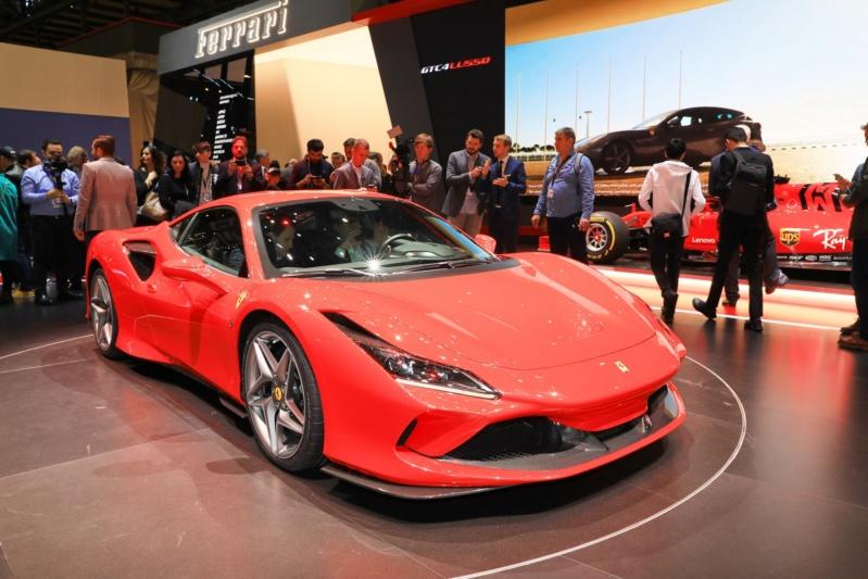 2019 - [Ferrari] F8 Tributo 678d4d10