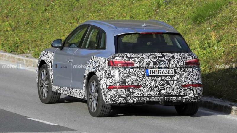 2020 - [Audi] Q5 II restylé 67b82210