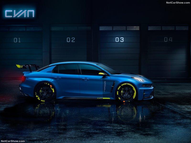 2018 - [Lynk&Co] 03 Sedan - Page 3 67f7db10