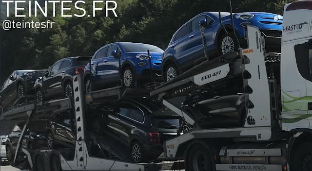 2018 - [Fiat] 500X restylé - Page 2 68137210