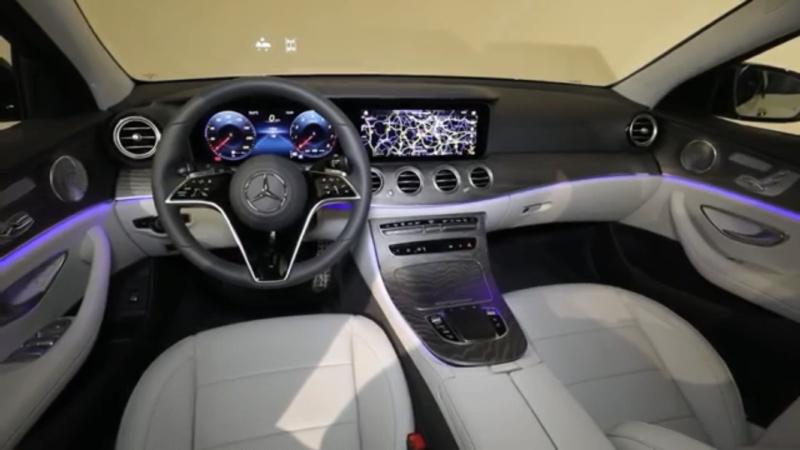 2020 - [Mercedes-Benz] Classe E restylée  - Page 6 682a2010