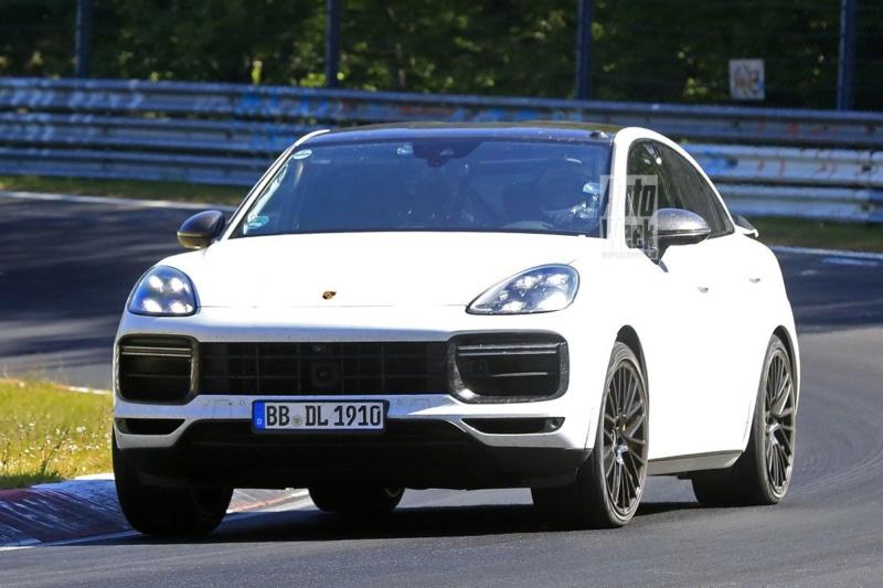 2019 [Porsche] Cayenne coupé - Page 6 6848ee10
