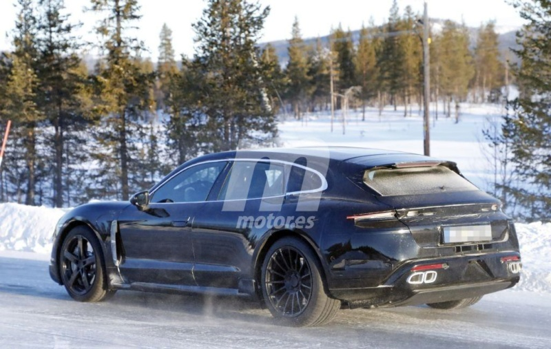 2020 - [Porsche] Taycan Sport Turismo 684bb510