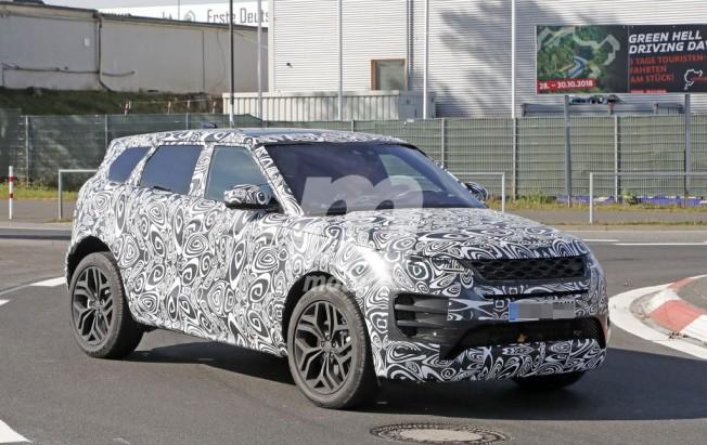 2018 - [Land Rover] Range Rover Evoque II - Page 2 684c2010