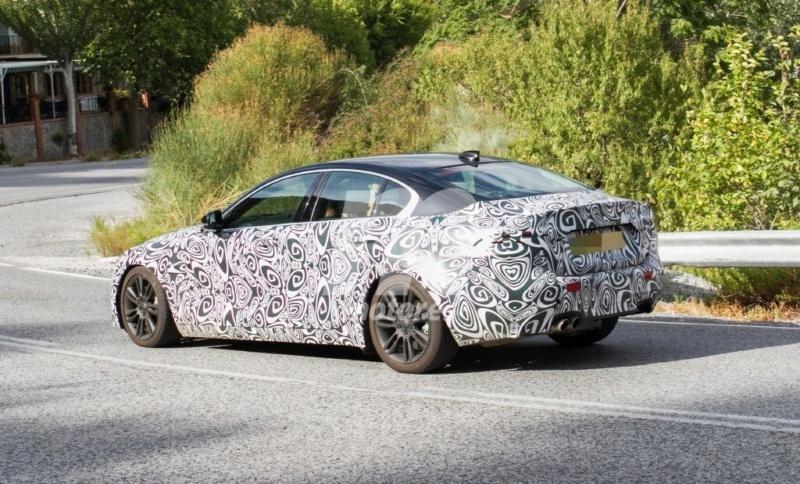 2019 - [Jaguar] XE restylée  685bb410