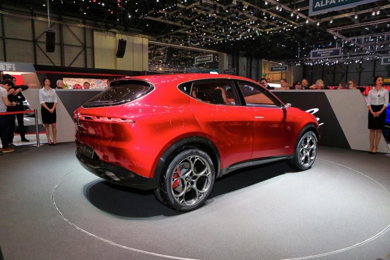2019 - [Alfa Romeo] Tonale  - Page 3 685eae10