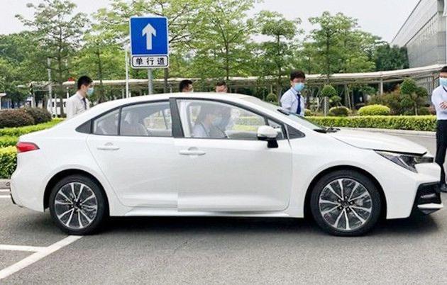 2018 - [Toyota] Corolla Sedan - Page 2 686f3310