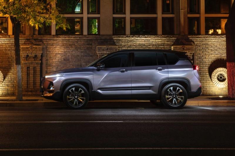 2018 - [Baojun/Wuling/Chevrolet/MG] 530/Almaz/Captiva/Hector 68793310