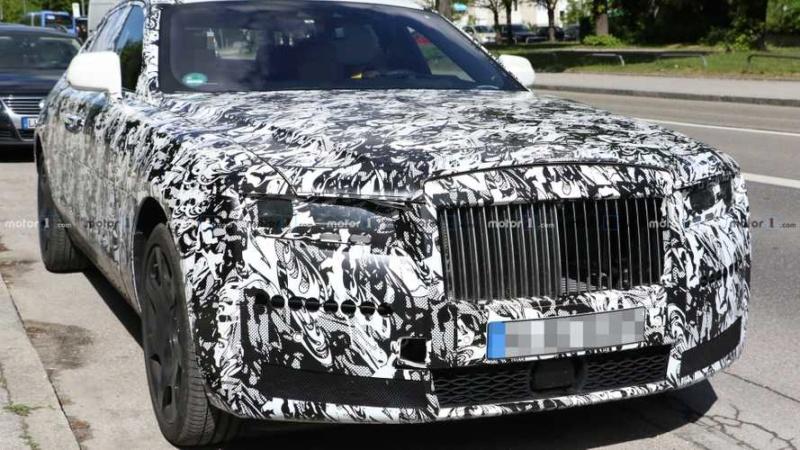2020 - [Rolls-Royce] Ghost II 68891410