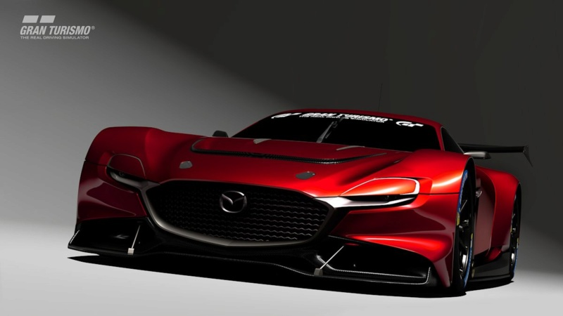 2015 - [Mazda] RX-Vision - Page 3 6897f810