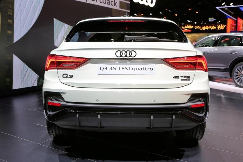 2019 - [Audi] Q3 Sportback - Page 5 6899bd10