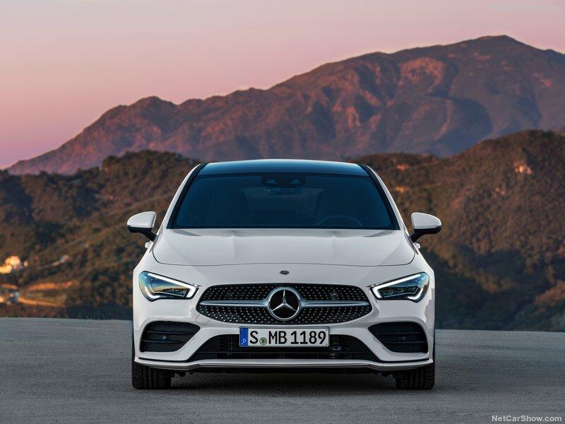 2019 - [Mercedes-Benz] CLA Shooting Brake II 68aea810